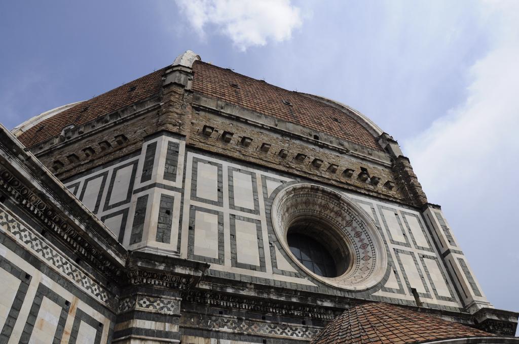 8 Settembre Dalle Terrazze Del Duomo Di Firenze