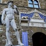 David di Palazzo Vecchio di giorno di Stefano Sansavini