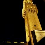 Torre di Arnolfo di notte di Stefano Sansavini