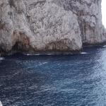 Un tratto di mare del parco marino protetto