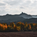 Val d'Orcia -Rocca d'Orcia